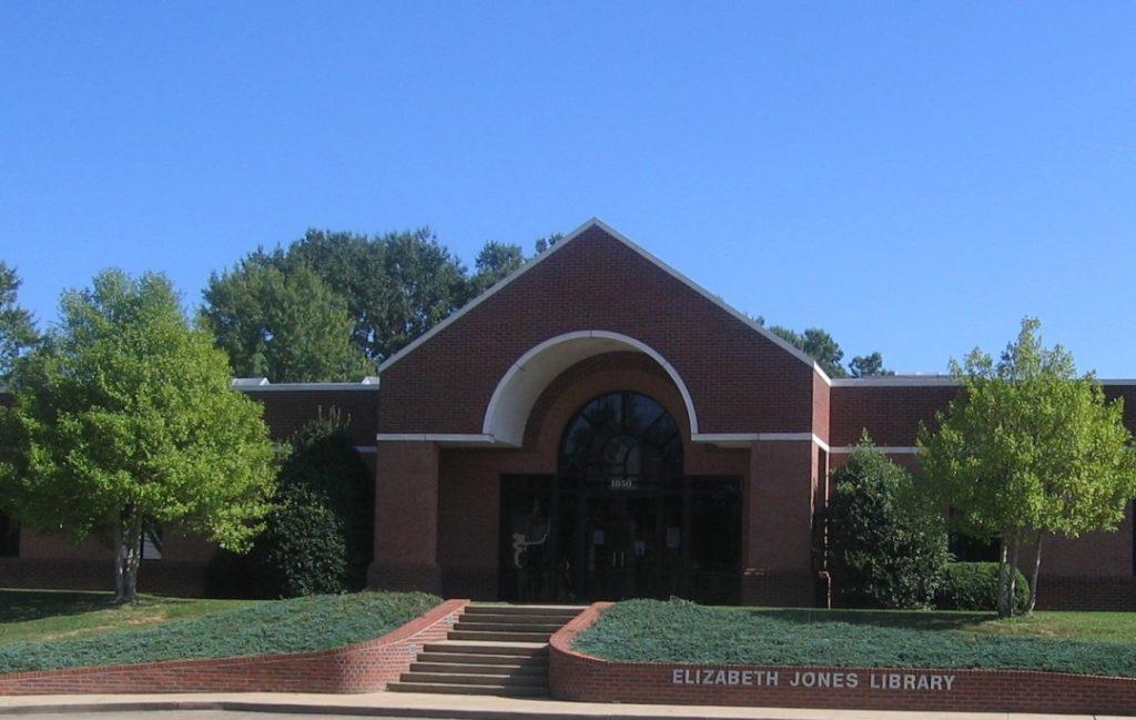 Elizabeth Jones Library