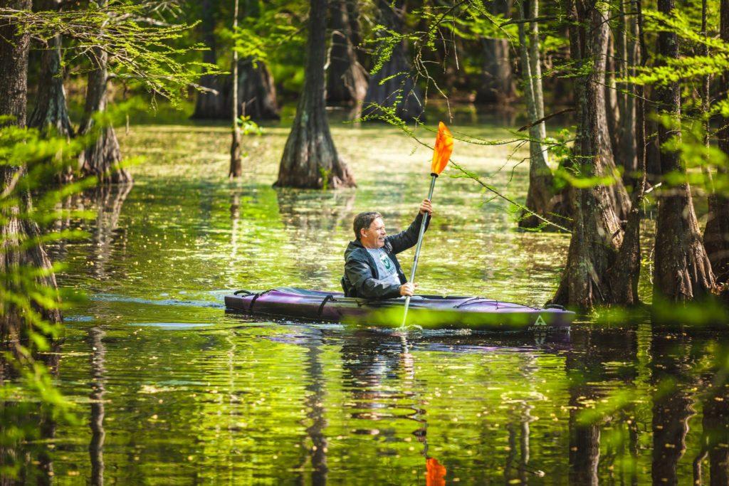 Lee Tartt Nature Preserve / Chakchiuma Swamp