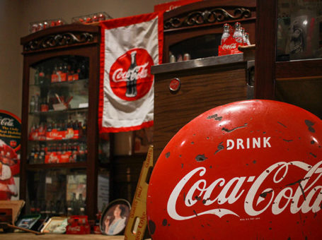Historical Museum/Coca-Cola Display