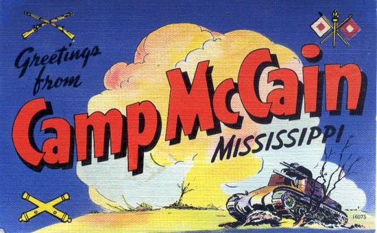 Camp McCain