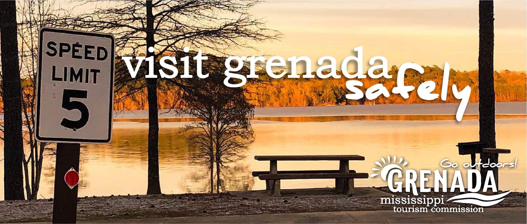 Visit Grenada Safely No